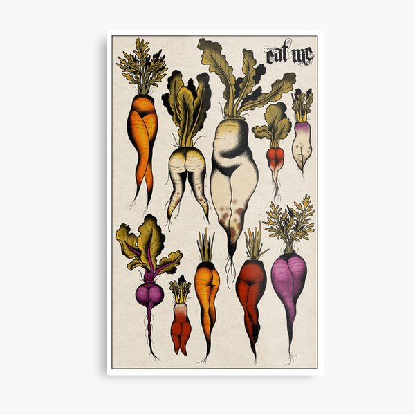 Don't forget your roots Metal Print