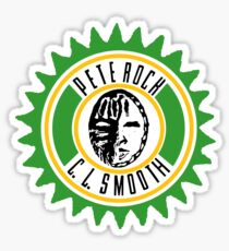Pete Rock & CL Smooth Sticker