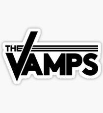 The Vamps Logo Basic Sticker