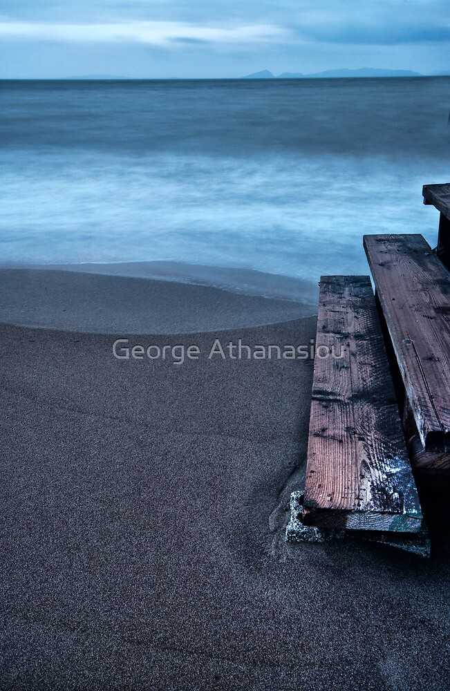 seascape by George Athanasiou
