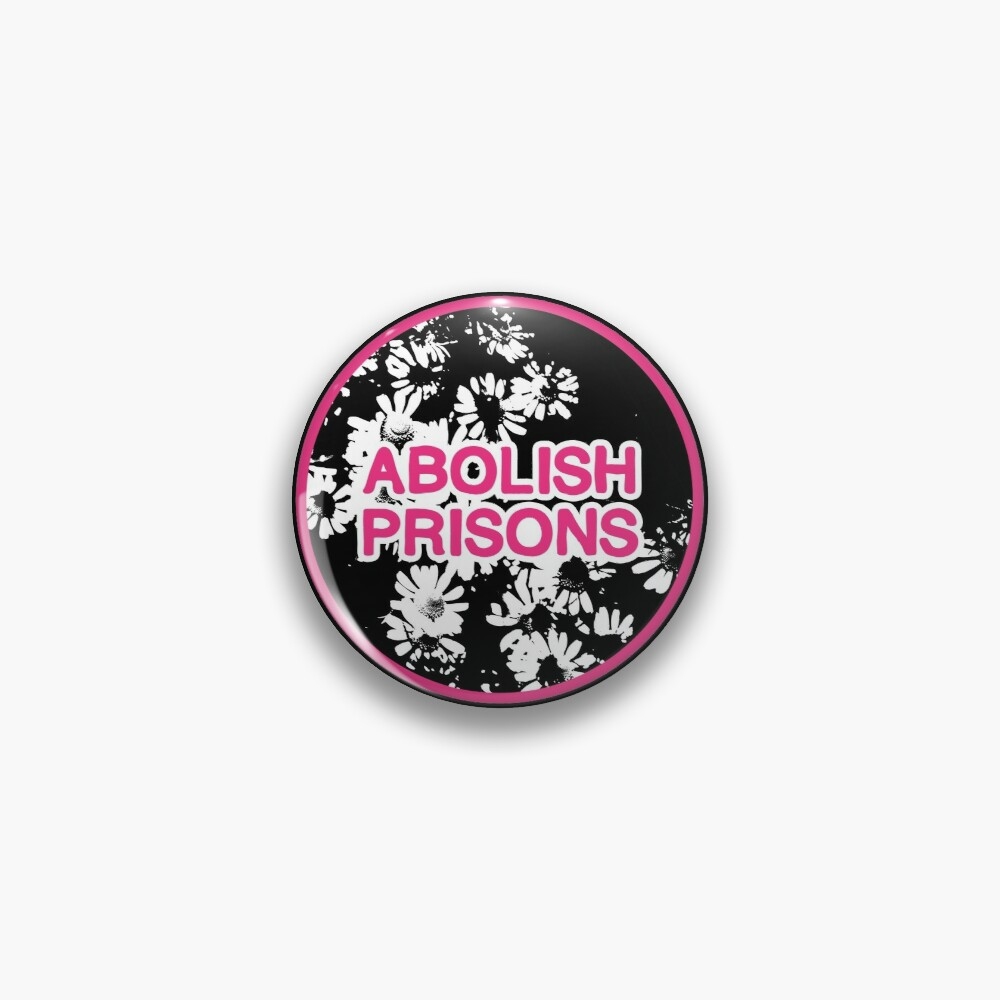 abolish prisons | disarm defund dismantle Pin