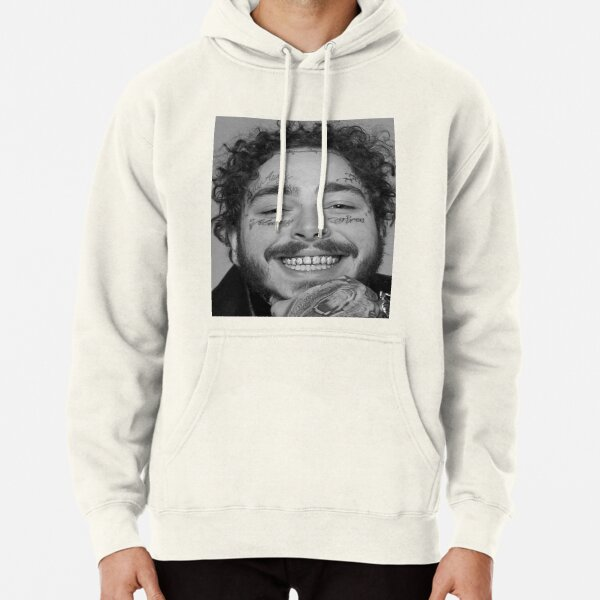 smile post everyday Pullover Hoodie