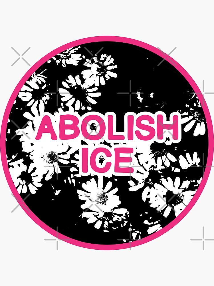 abolish ice | disarm defund dismantle by craftordiy