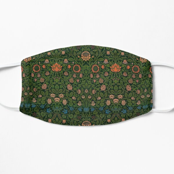 Violet and Columbine by William Morris, 1883 Mask