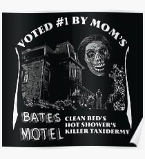 Bates Motel is my mom's choice Poster