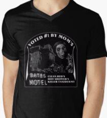Bates Motel is my mom's choice Men's V-Neck T-Shirt