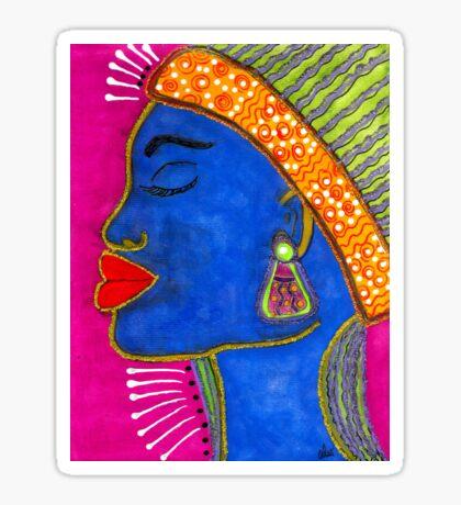 Color Me VIBRANT Sticker