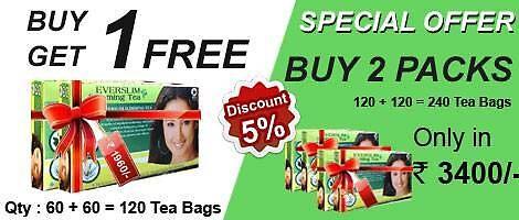 Ever Slim Slimming Tea - Herbal Slimming Tea by teleone