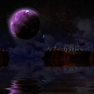 Planet nibiru by oriondesign