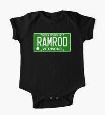 Car Ramrod One Piece - Short Sleeve
