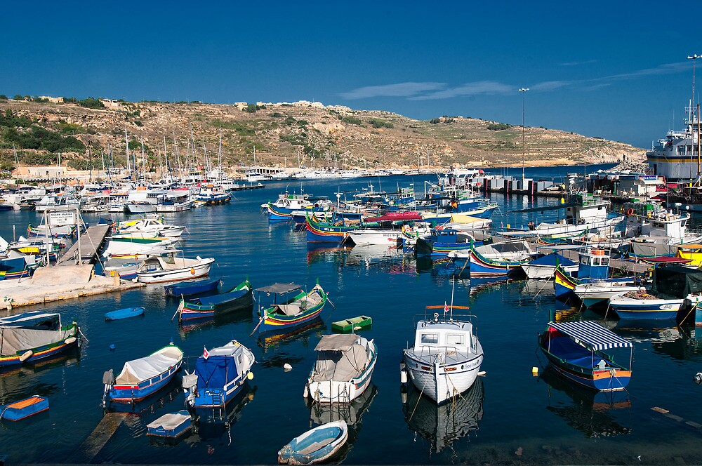 Gozo ferry by THHoang
