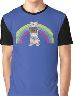 LOMO KITTY!  Graphic T-Shirt