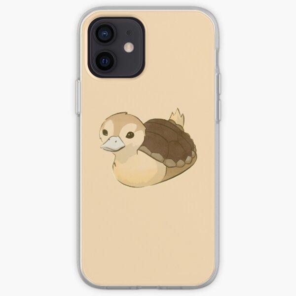 Avatar Turtle Duck iPhone Soft Case