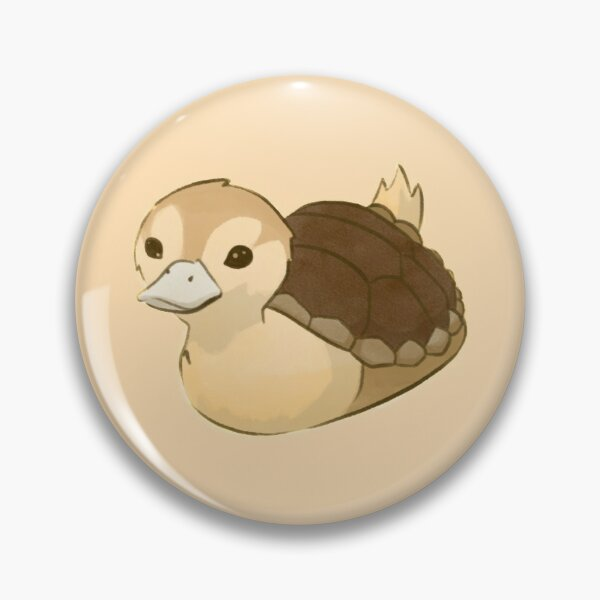 Avatar Turtle Duck Pin