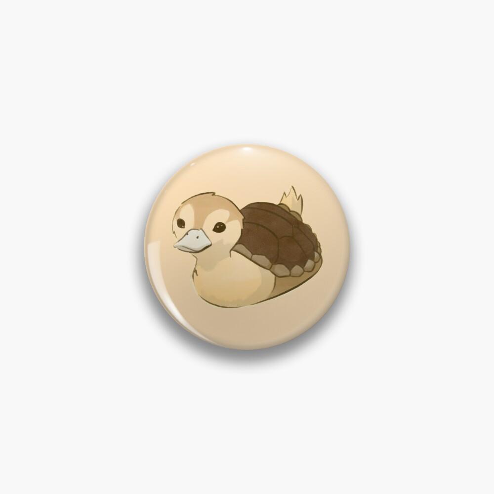 Avatar Turtle Duck Pin