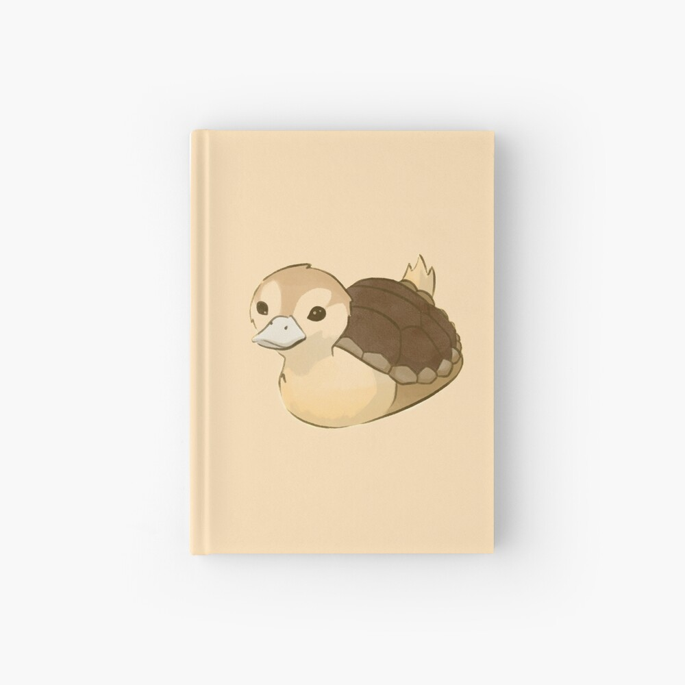Avatar Turtle Duck Hardcover Journal