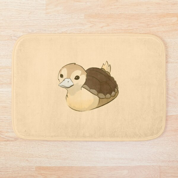 Avatar Turtle Duck Alfombra de baño