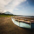 Playa Santa Domingo, Ometepe by Wanagi Zable-Andrews