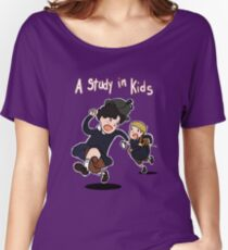 A study in kids Women's Relaxed Fit T-Shirt