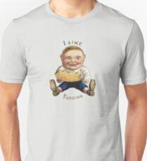I LIKE PUDDING Unisex T-Shirt
