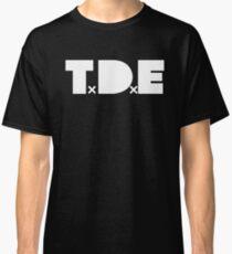 TDE - White Classic T-Shirt