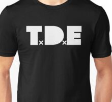 TDE - White Unisex T-Shirt