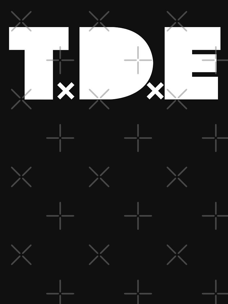 TDE - White | Unisex T-Shirt