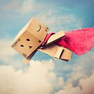 Super-Danbo by Lewis Ross