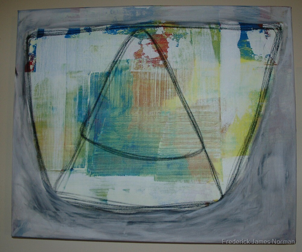 abstract 2 by Frederick James Norman