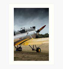Vintage Warbird - VH-RPT - Ryan PT-22 Recruit Art Print