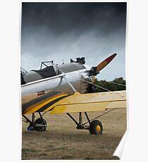 Vintage Warbird - VH-RPT - Ryan PT-22 Recruit Poster