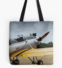 Vintage Warbird - VH-RPT - Ryan PT-22 Recruit Tote Bag