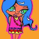 Poppy by PoshCatDesigns