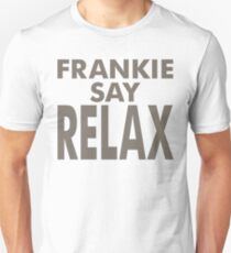 FRANKIE SAY RELAX Slim Fit T-Shirt