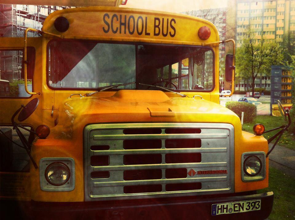 Big School Bus by Trippy20