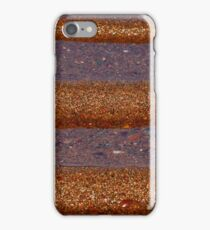 Sand Bars Beach Tide Water iPhone Case/Skin