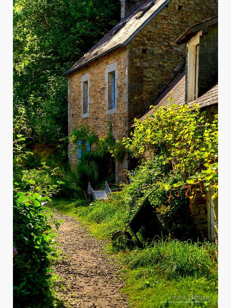 House, Bois d'Amour  2012 by organicman2