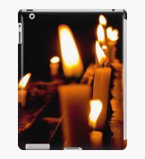 Candles iPad Case/Skin