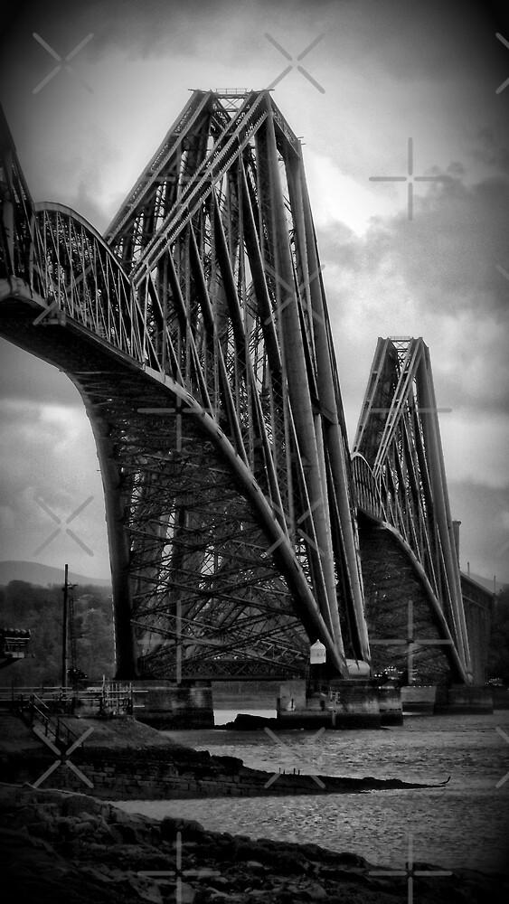 Forth Rail Bridge by Paul  Sloper