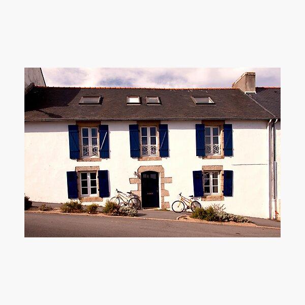 Inn, Brittany  2012 Photographic Print