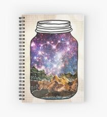 Love Can Move Mountains Spiral Notebook