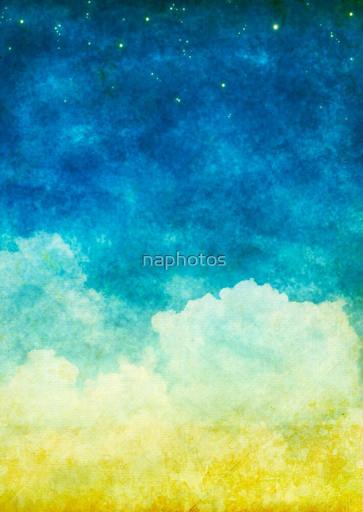 cloud and sky by naphotos