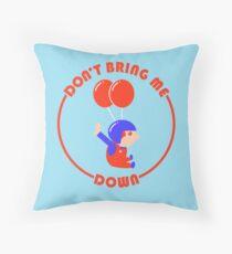 Balloon Fight Throw Pillow