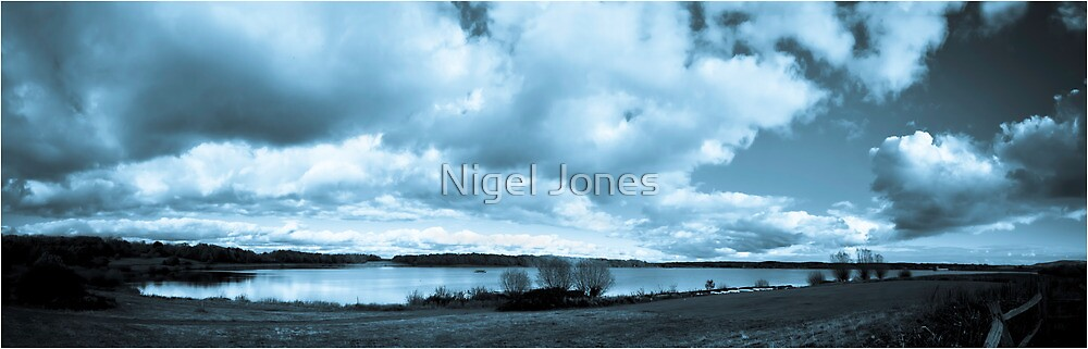 Arlington Water by Nigel Jones