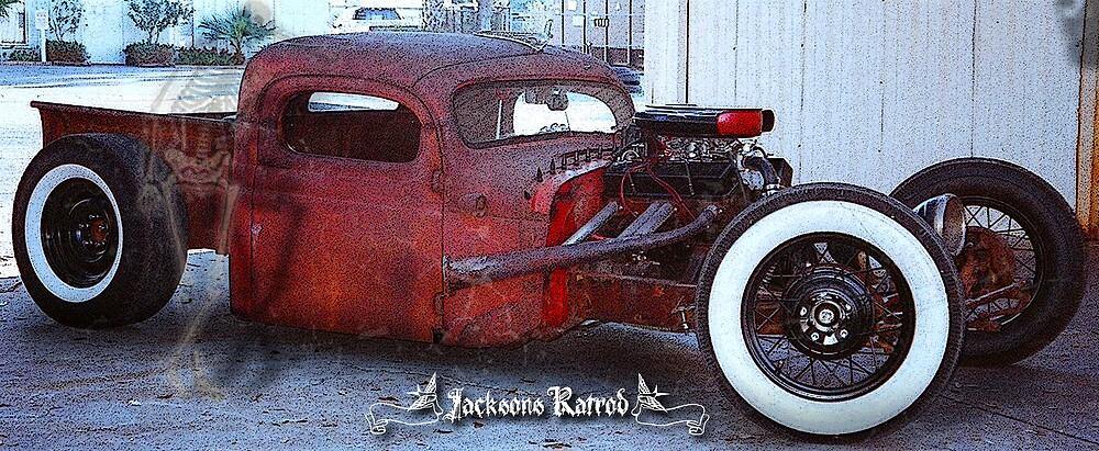 jackson's ratrod by tom maddalena