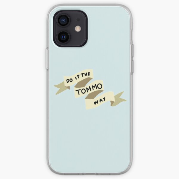 DO IT THE TOMMO WAY // LOUIS TOMLINSON // 1D iPhone Soft Case