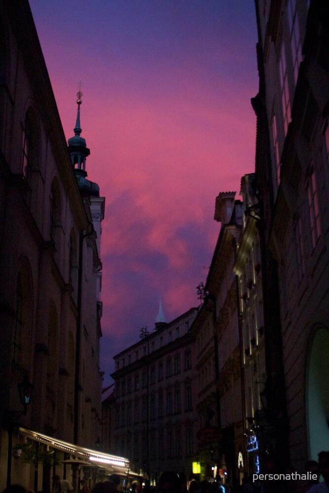 Insane Sky by personathalie