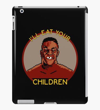 I'll Eat Your Children iPad Case/Skin