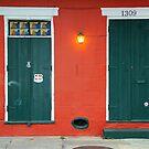New Orleans Windows and Doors XI by Igor Shrayer