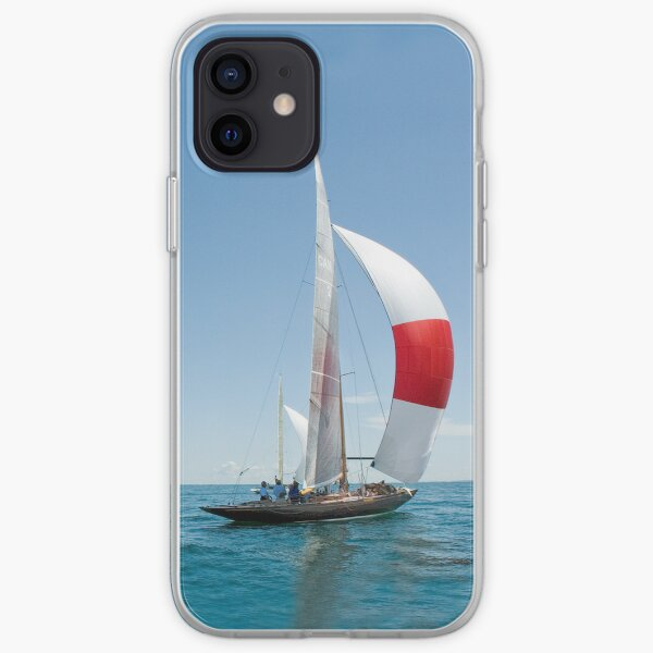 iPhone Sailboat iPhone Soft Case